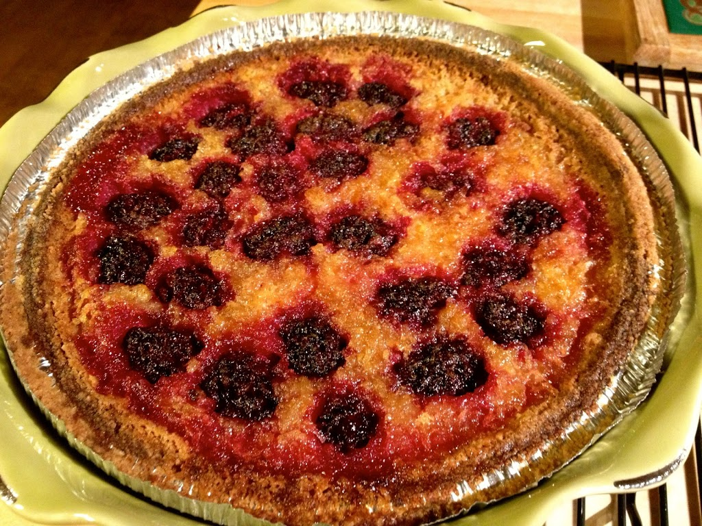 Better homes and gardens 39 lemon blackberry pie everyday cooking adventures for Better homes and gardens pie crust