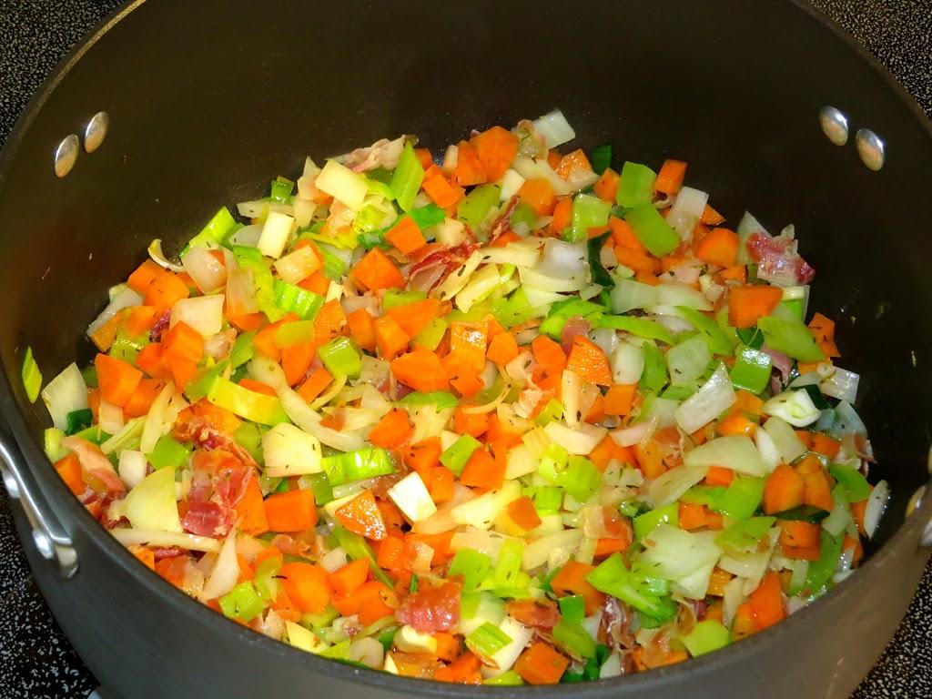Ina Garten's Winter Minestrone & Garlic Bruschetta - Everyday Cooking...