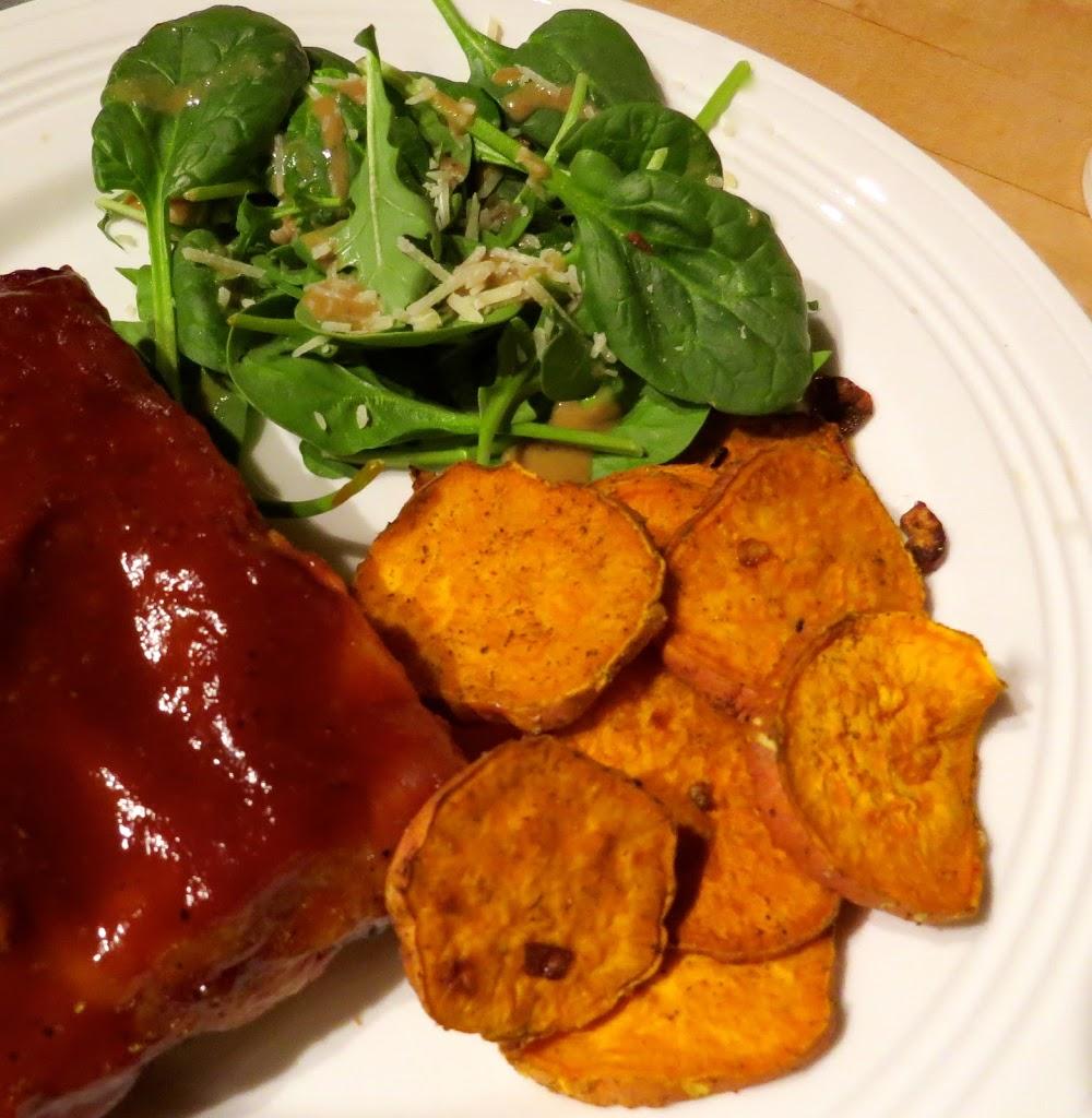 how to prepare roasted sweet potatoes