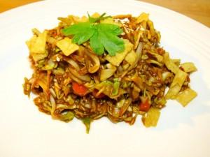 California Pizza Kitchen Chinese Chicken Salad Ingredients