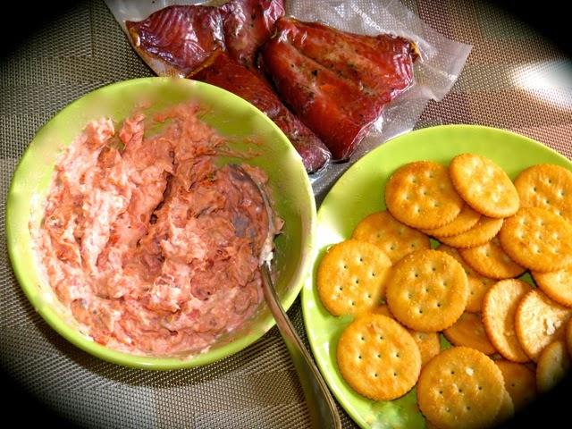 Smoked Salmon Dip www.everydaycookingadventures.com