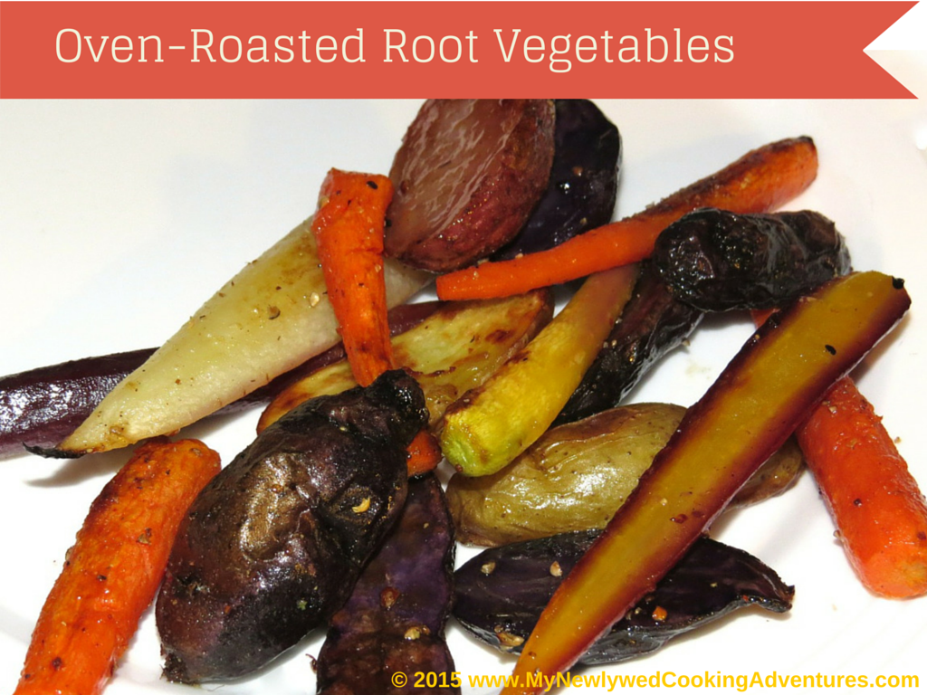 Barefoot Contessa Oven-Roasted Root Vegetables ©EverydayCookingAdventures2015