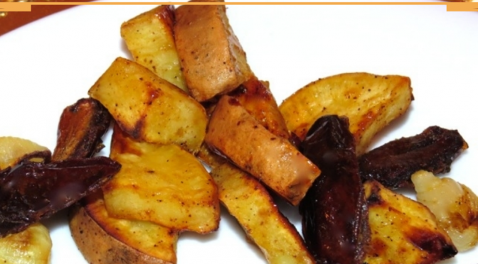 sweet-and-spicy-roasted-potatoes