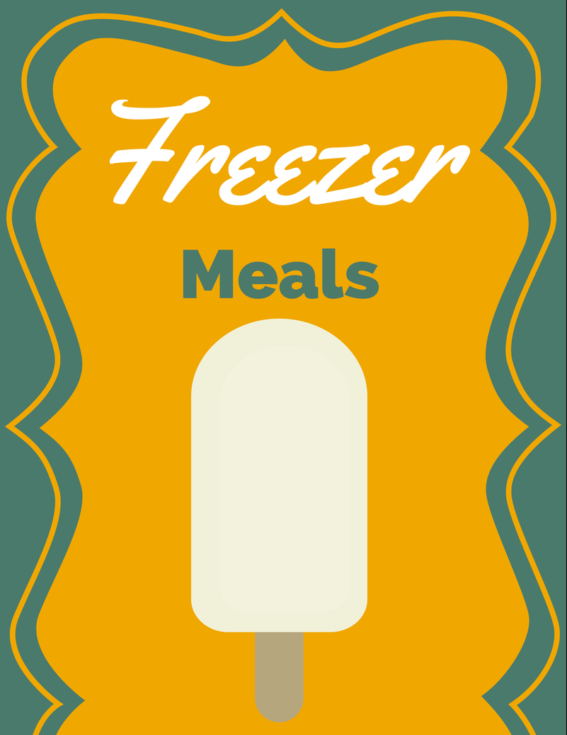 Freezer Meals ©EverydayCookingAdventures