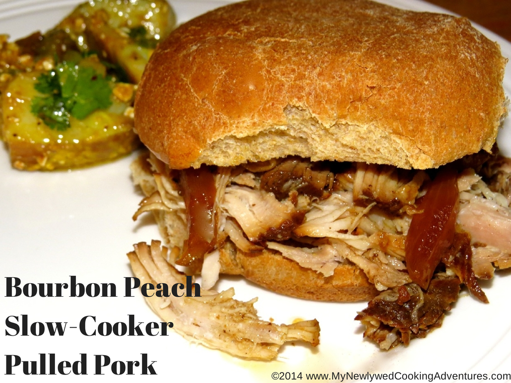 Cooking Light's Slow Cooker Pulled Pork with Peach BBQ ...
