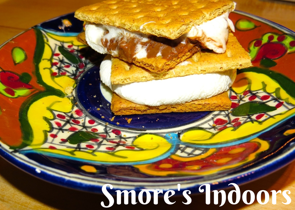 Everyday Cooking Adventures' S'mores Indoors - Everyday Cooking ...