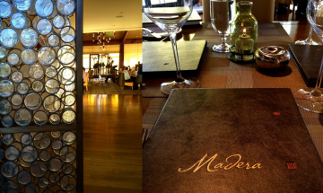 Rosewood Hotel & Resort Madera Restaurant California ©2014 My Newlywed Cooking Adventures