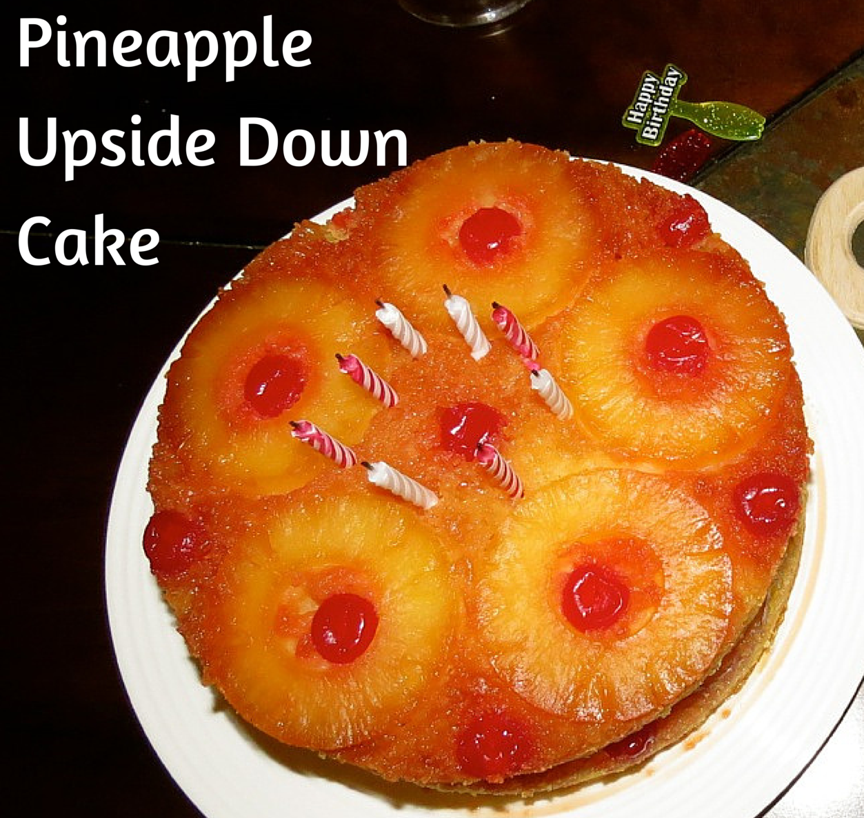 Betty Crocker Pineapple Upside Down Cakes