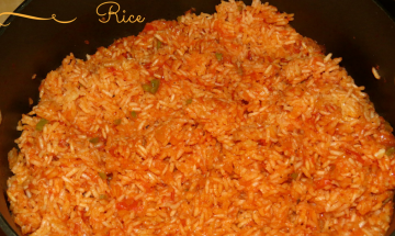 Mexican Rice ©EverydayCookingAdventures 2014