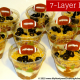 Individual Seven-Layer Dips ©EverydayCookingAdventures2015