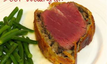 Beef Wellington ©EverydayCookingAdventures2015