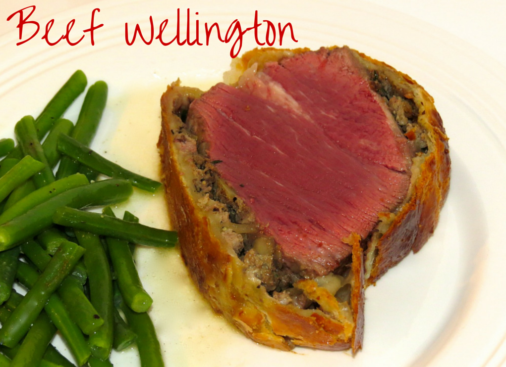 Food Network Alton Brown Beef Wellington