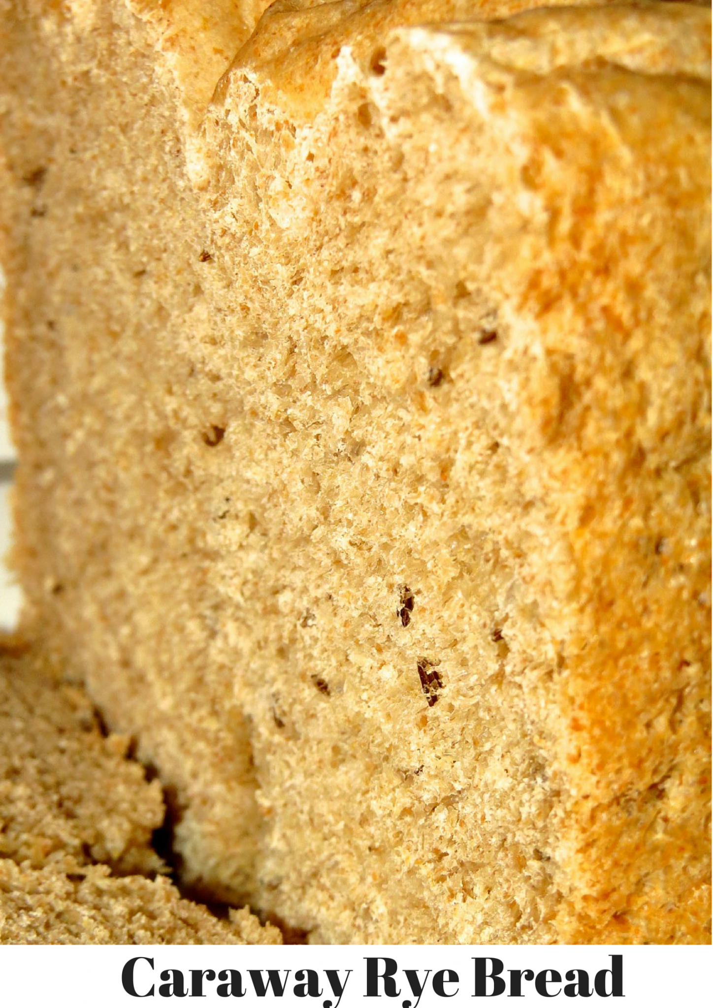 Serious Eat's Bread Machine Caraway Rye Bread - Everyday Cooking ...