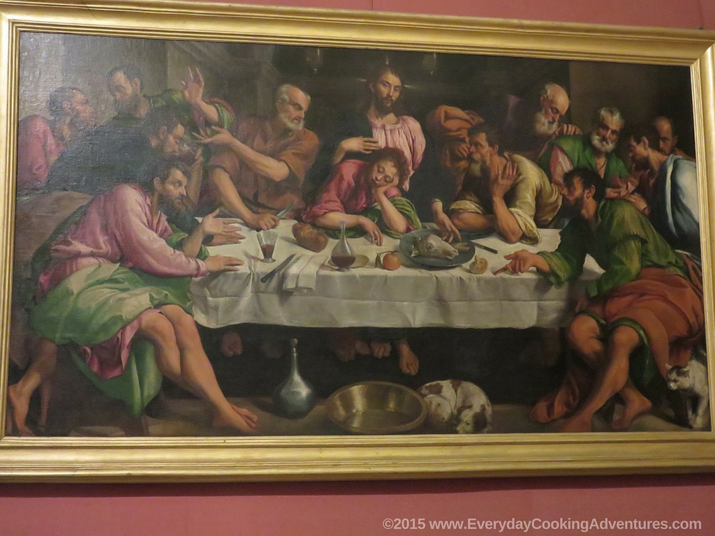 Last Supper ©EverydayCookingAdventures2015