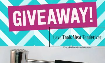 CaveTools Meat Tenderizer