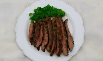 Asian-Flavored Skirt Steak Martha Stewart Recipe ©EverydayCookingAdventures2016
