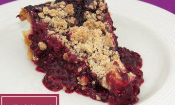 Marilyn Batali's Blackberry Pie ©EverydayCookingAdventures2016-2