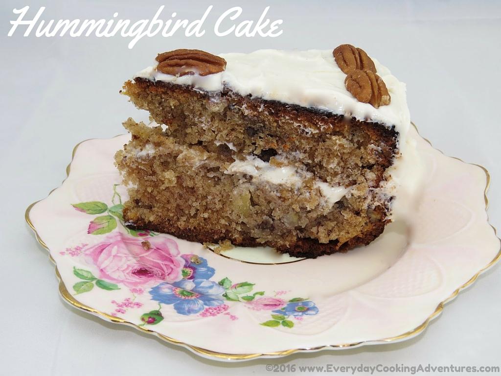 Southern Living's Hummingbird Cake ©EverydayCookingAdventures2016-3